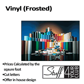 VINYL (FROSTED)