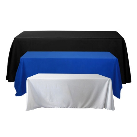 9OZ POLY TABLE COVER 90