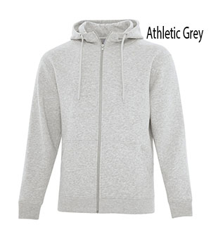 ATC™ ESACTIVE® FULL ZIP HOODED SWEATSHIRT