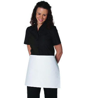 WAIST APRON NO POCKETS