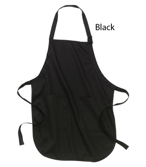 ATC™ FULL LENGTH APRON WITH POCKETS.